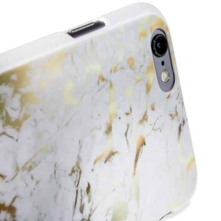coque iphone 5 marbre blanc