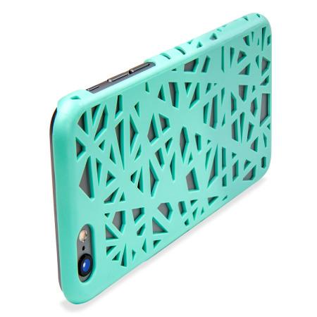 Olixar Maze Hollow iPhone 6S / 6 Case - Mint Green