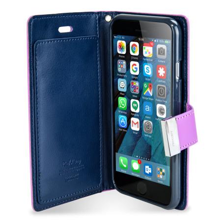 stylus pen zorgt mercury rich diary iphone 6s 6 premium wallet case black 9 locations near