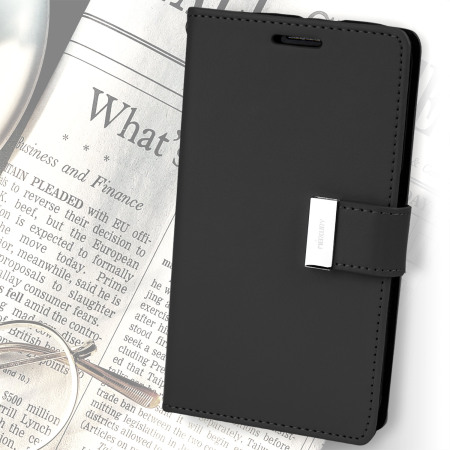 are mercury rich diary samsung galaxy s6 premium wallet case black With the best