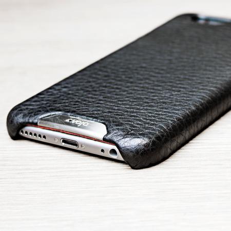 Android vaja grip iphone 6s 6 premium leather case black rosso 4 MID