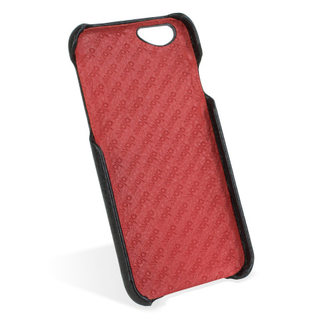 vaja grip iphone 6s 6 premium leather case black rosso 12 Amricas