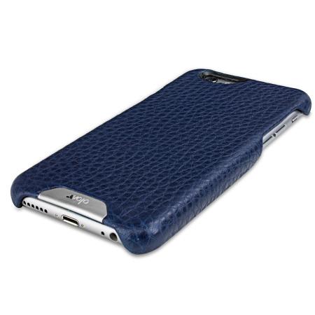 lot what vaja grip iphone 6s 6 premium leather case crown blue true blue having