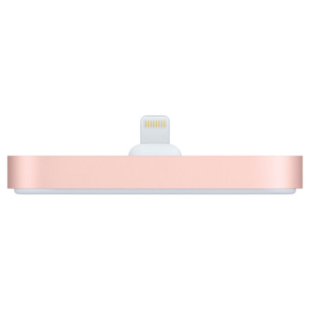 Official Apple iPhone Lightning Dock - Rose Gold