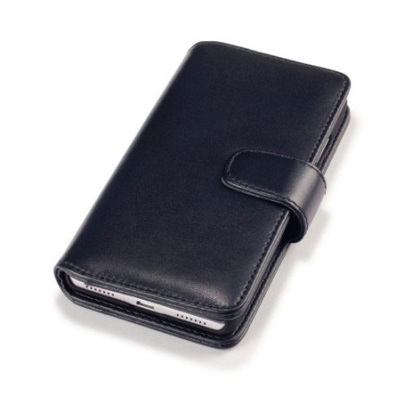 for olixar premium real leather huawei honor gr5 wallet case black will select all