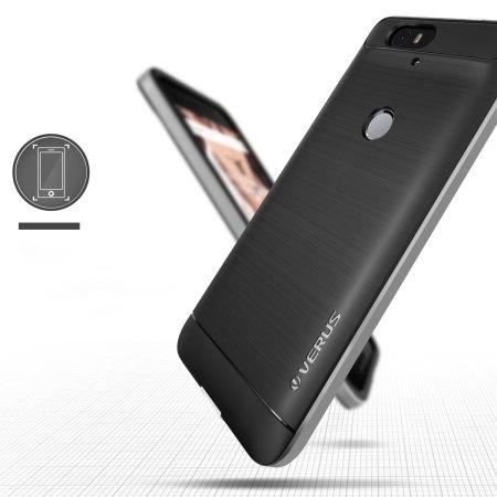 Verus High Pro Shield Series Nexus 6P Case - Satin Silver