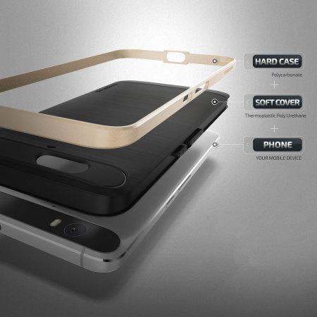 premium mobile verus high pro shield series nexus 6p case champagne gold are
