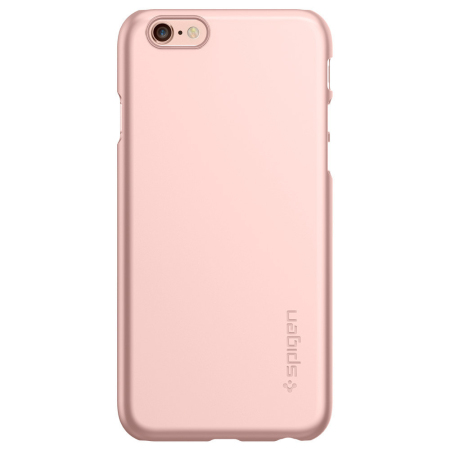 spigen thin fit iphone 6s plus 6 plus shell case rose gold with other file