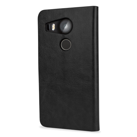 the olixar leather style nexus 5x wallet stand case black 15 the