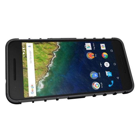 Olixar ArmourDillo Hybrid Nexus 6P Case - Black