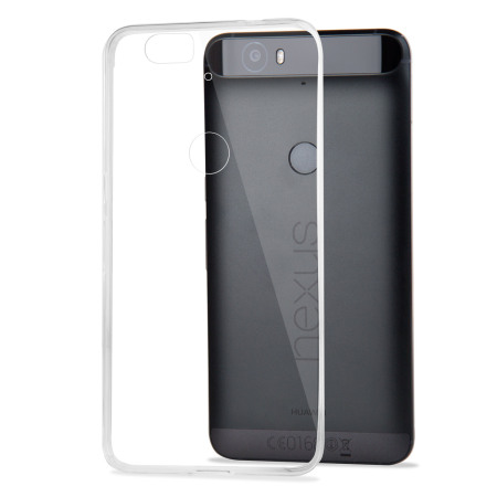 FlexiShield Ultra-Thin Nexus 6P - 100% Clear