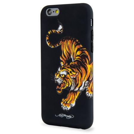 Ed Hardy iPhone 6S   6 Designer Shell Case - Tiger 796b87d5e