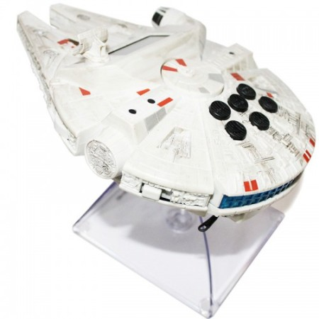 radio r veil star wars millennium falcon night lampe de nuit. Black Bedroom Furniture Sets. Home Design Ideas