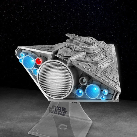 Altavoz Bluetooth Star Wars Destructor Estelar