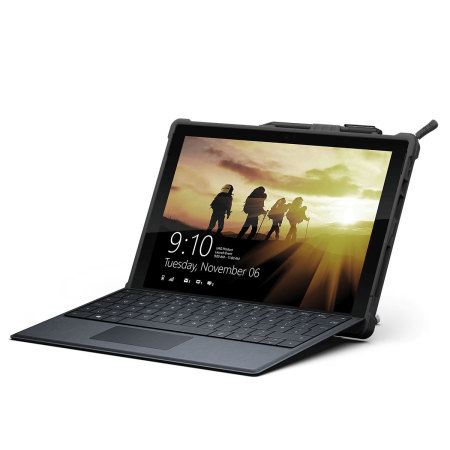 UAG Microsoft Surface Pro 4 Folio Case - Black