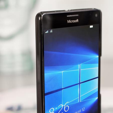 talkpeople krusell boden microsoft lumia 950 case black example