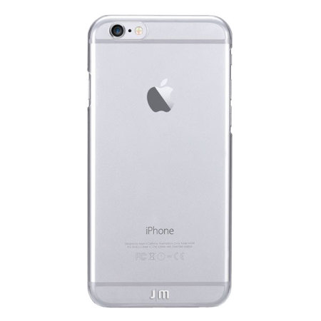 Just Mobile TENC Self-Healing iPhone 6S / 6 Case - Crystal Clear