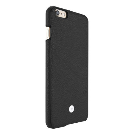 Just Mobile Quattro Genuine Leather iPhone 6S / 6 Case - Black