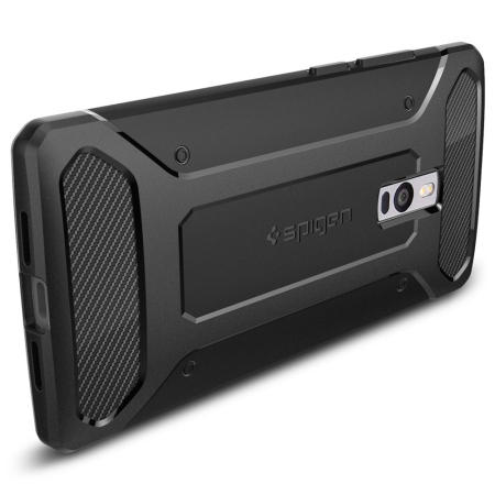 Spigen Rugged Armor OnePlus 2 Tough Case - Black