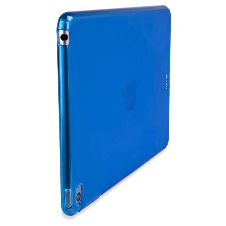 flexishield case ipad mini 4 h lle in blau. Black Bedroom Furniture Sets. Home Design Ideas