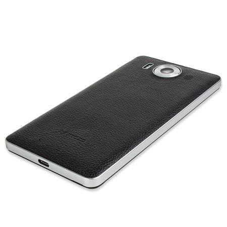 Mozo Microsoft Lumia 950 Wireless Charging Back Cover