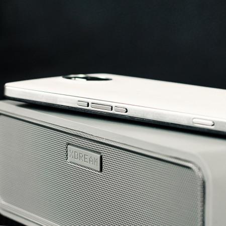 Mozo Microsoft Lumia 950 XL Wireless Charging Back Cover - White