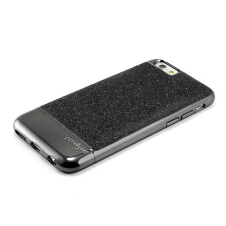 Prodigee Sparkle Fusion iPhone 6S / 6 Glitter Case - Black