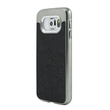 Prodigee Sparkle Fusion Samsung Galaxy S6 Glitter Case - Black