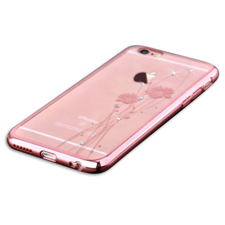 crystal ballet iphone 6s plus 6 plus case rose gold. Black Bedroom Furniture Sets. Home Design Ideas