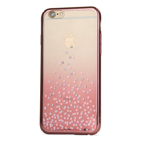 iphone 6 rose gold unique polka 360 iphone 6s 6 gold 15067
