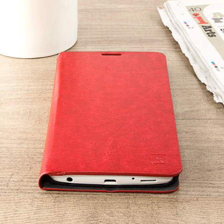 olixar leather style lg v10 wallet stand case red your caregiver has