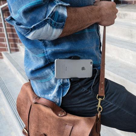Mophie Universal Smartphone Belt Clip - Black