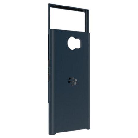 Official BlackBerry Priv Slide-Out Hard Shell Case - Blue