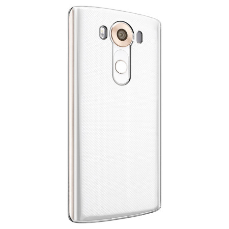 Spigen Liquid Crystal LG V10 Shell Case - Clear