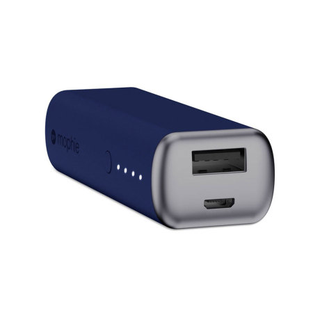 mophie power reserve 1x 2600mah power bank blue. Black Bedroom Furniture Sets. Home Design Ideas