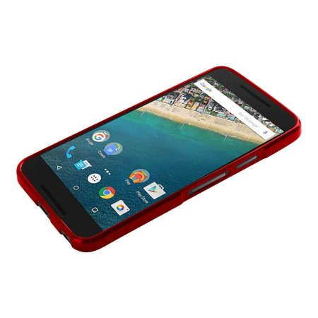 cruzerlite bugdroid circuit nexus 5x case red have Dragon