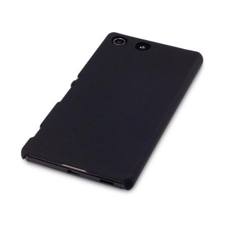 ToughGuard Sony Xperia M5 Rubberised Case - Black
