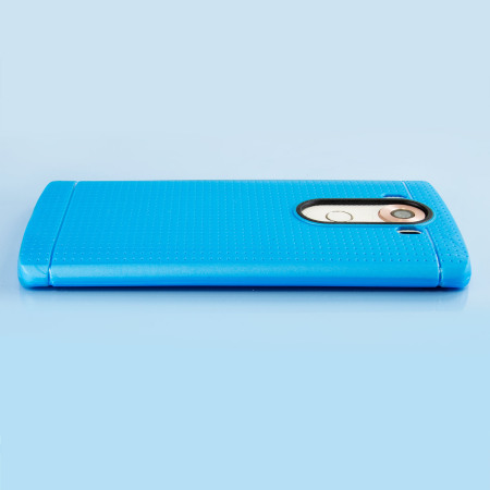 FlexiShield Dot LG V10 Case - Blue