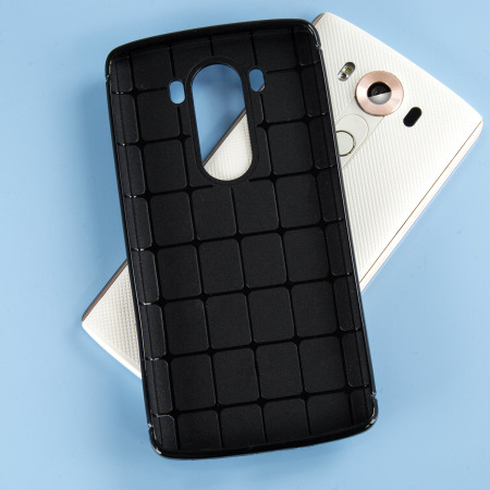 FlexiShield Dot LG V10 Case - Black