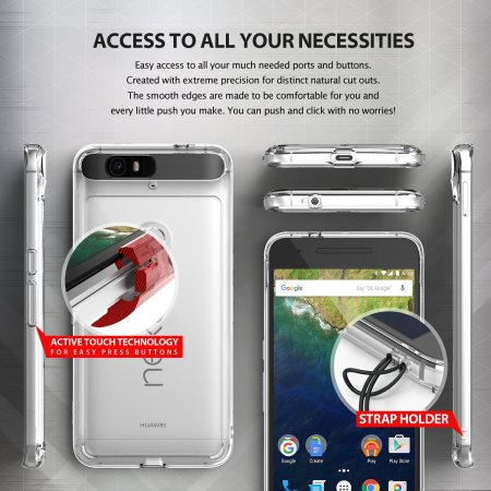 the other rearth ringke fusion nexus 6p case crystal view best discount