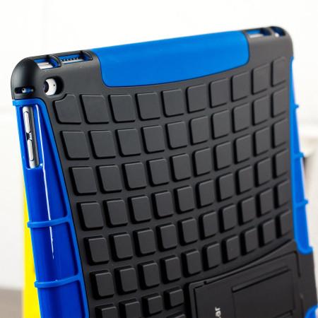 Olixar Armourdillo Protective iPad Pro 12.9 inch Case - Blue