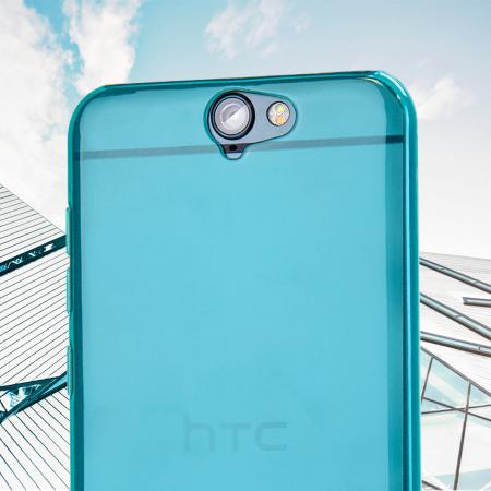 FlexiShield HTC One A9 Gel Case - Blue