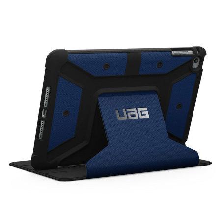 will uag scout ipad mini 4 rugged folio case blue latch isnt