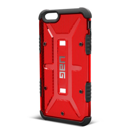 6f9d76450f9 Funda iPhone 6s Plus / 6 Plus UAG Maverick - Roja