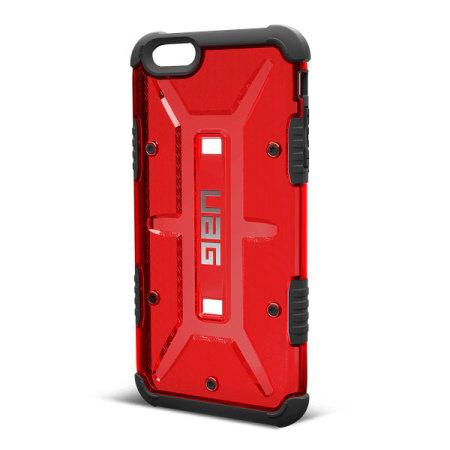 UAG Maverick iPhone 6S Plus / 6 Plus Protective Case - Red
