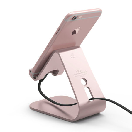 helps you elago m2 aluminium style universal smartphone desk stand silver can download