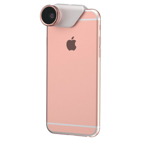 iphone 4 rose gold olloclip 4 in 1 iphone 6s 6s plus lens kit gold 6210