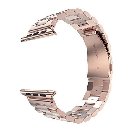 Hoco Apple Watch 3 2 1 Stainless Steel Strap 42mm Rose Gold