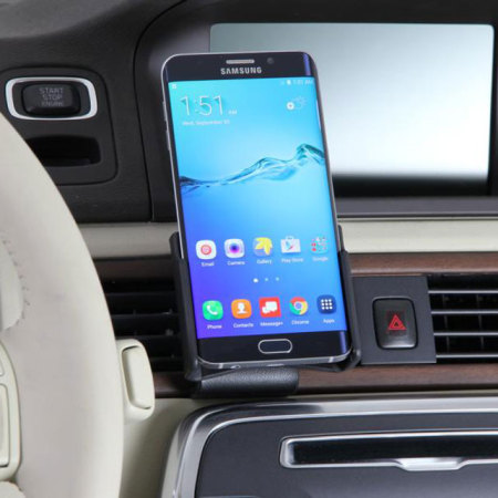 Brodit Passive Galaxy S6 Edge Plus In Car Holder with Tilt Swivel