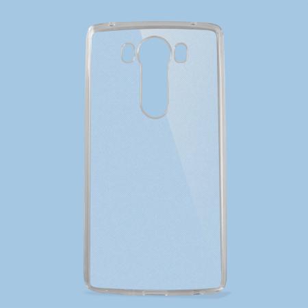Flexishield ultra thin lg v10 gel case 100% clear